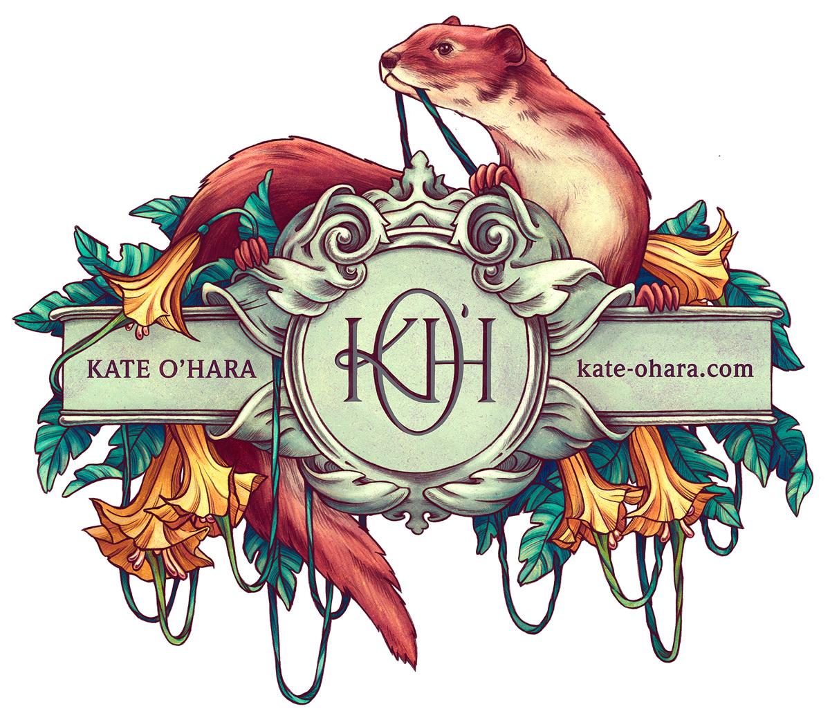 Logotipo de kate-ohara