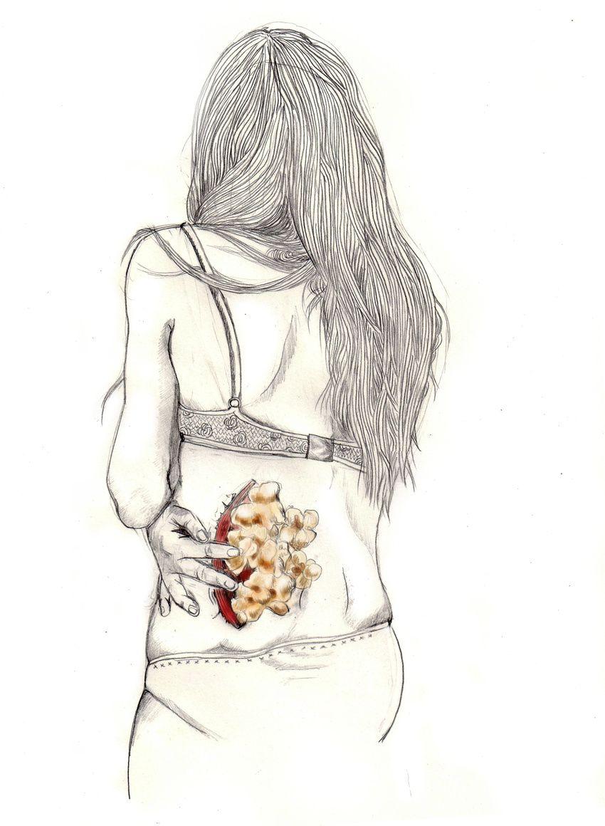 Ana cabello illustration 9