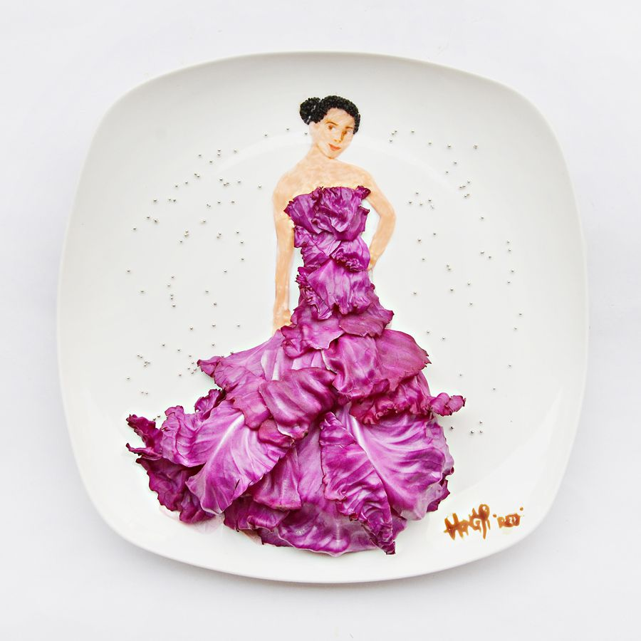 Hong Yi food creative 10