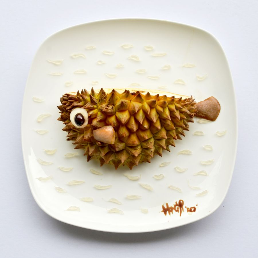 Hong Yi food creative 12