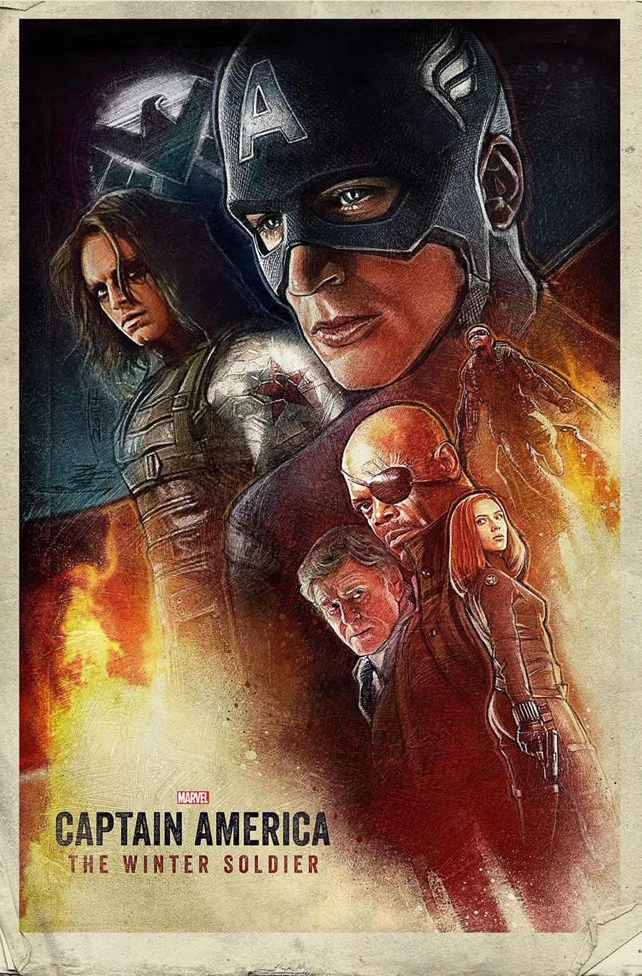 Paul shipper movie posters 4