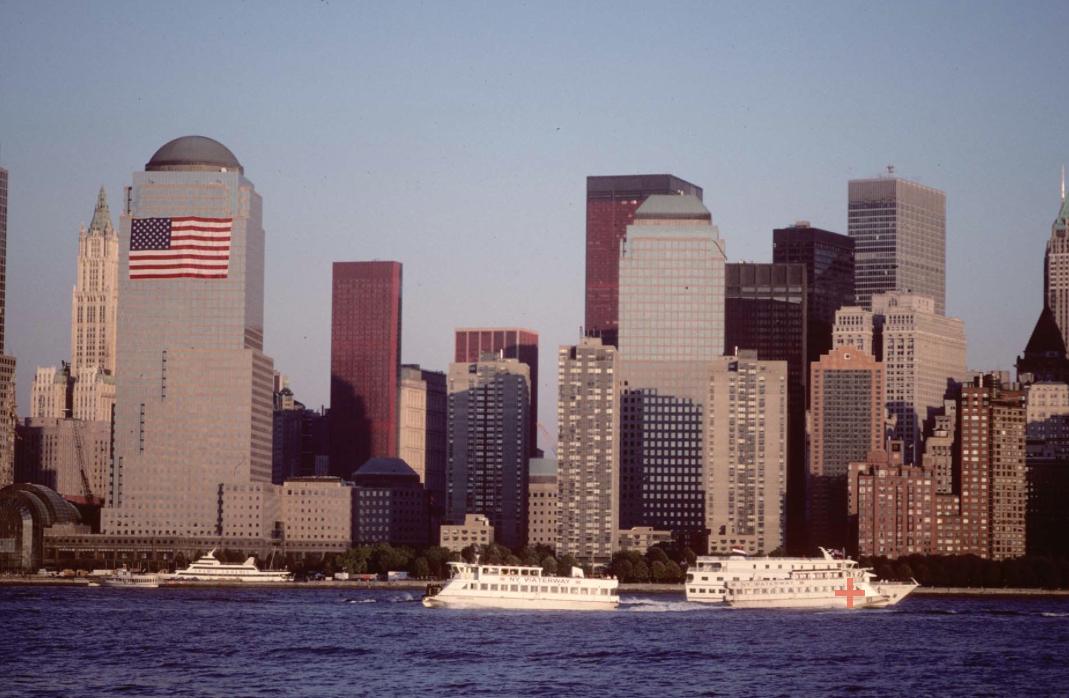Skyline de nueva york