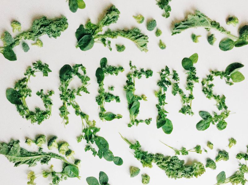 Food lettering 7