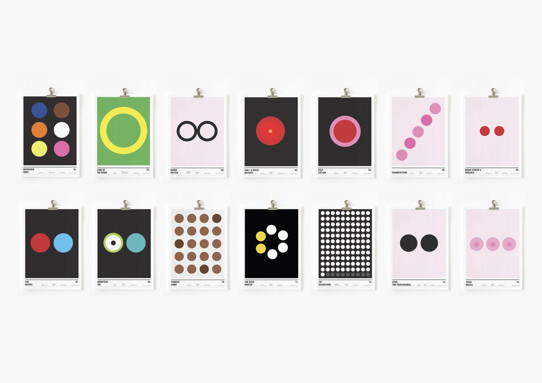 all posters minimalism