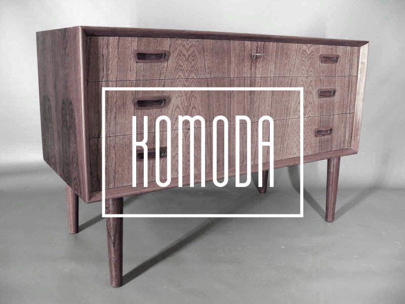 komoda free font 1