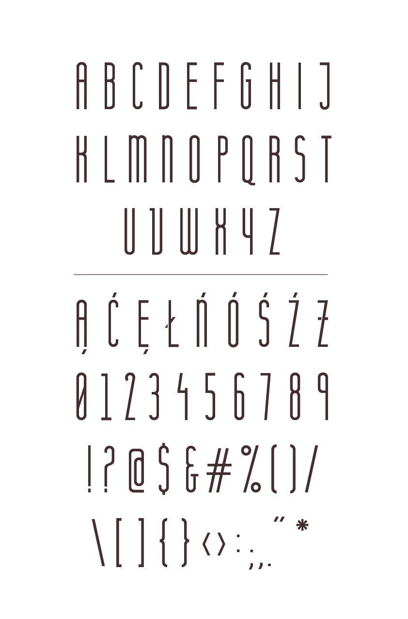 komoda free font 2