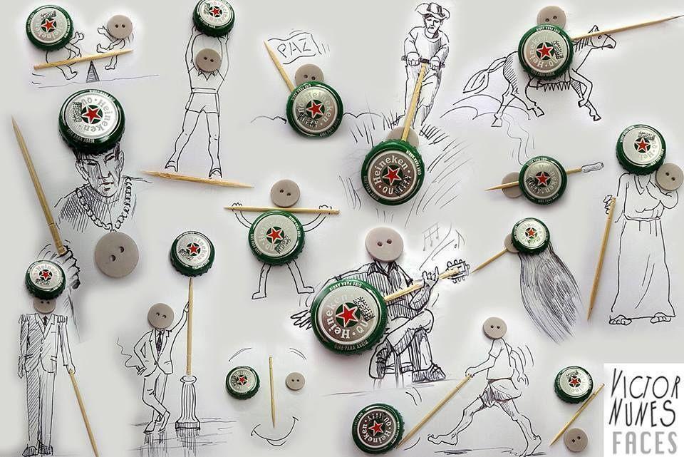 objetos con ilustracion oldskull 5