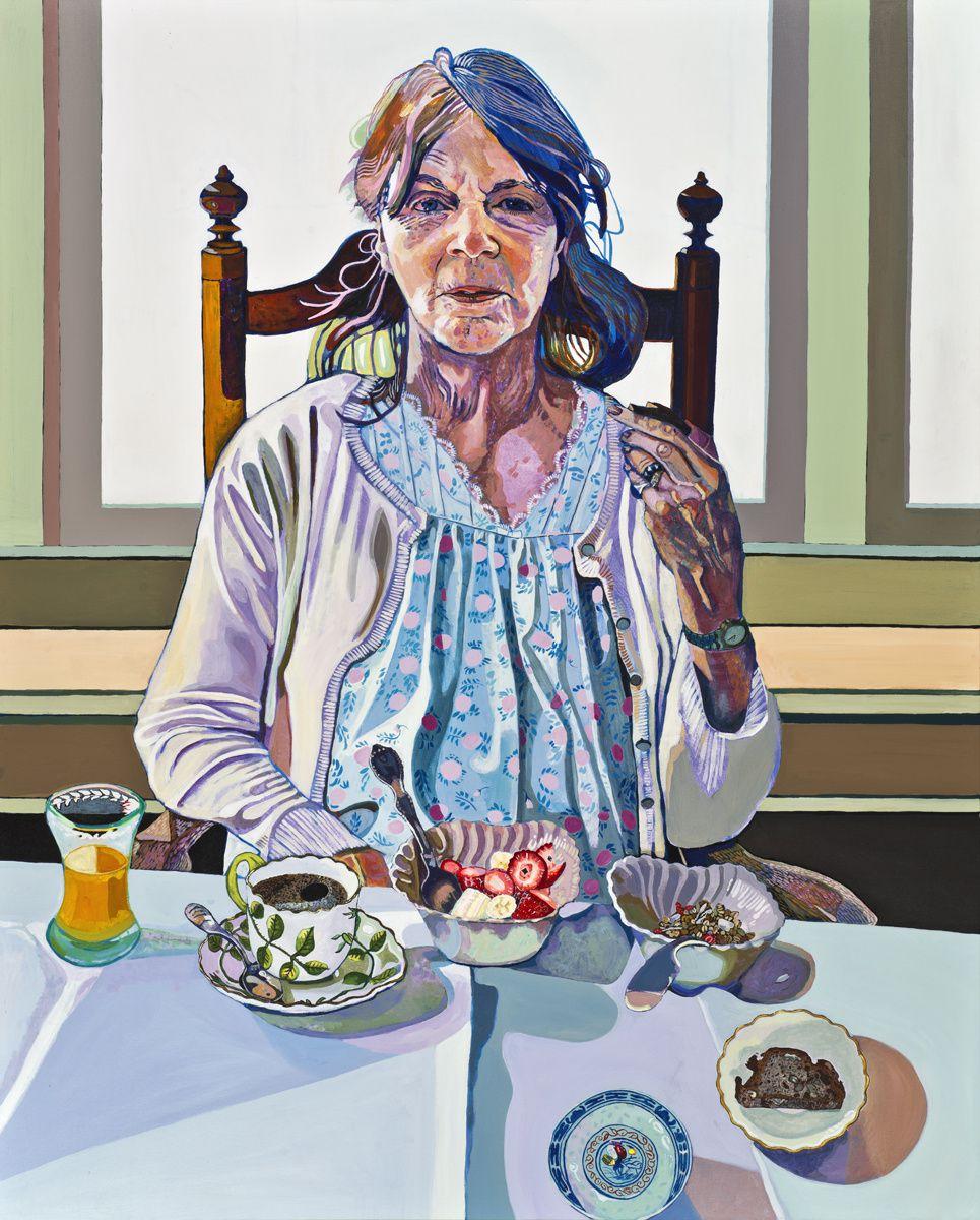 elizabeth Chapin painting arts 8