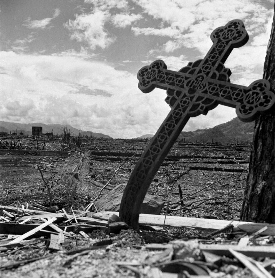 Not published in LIFE. Nagasaki, September, 1945.