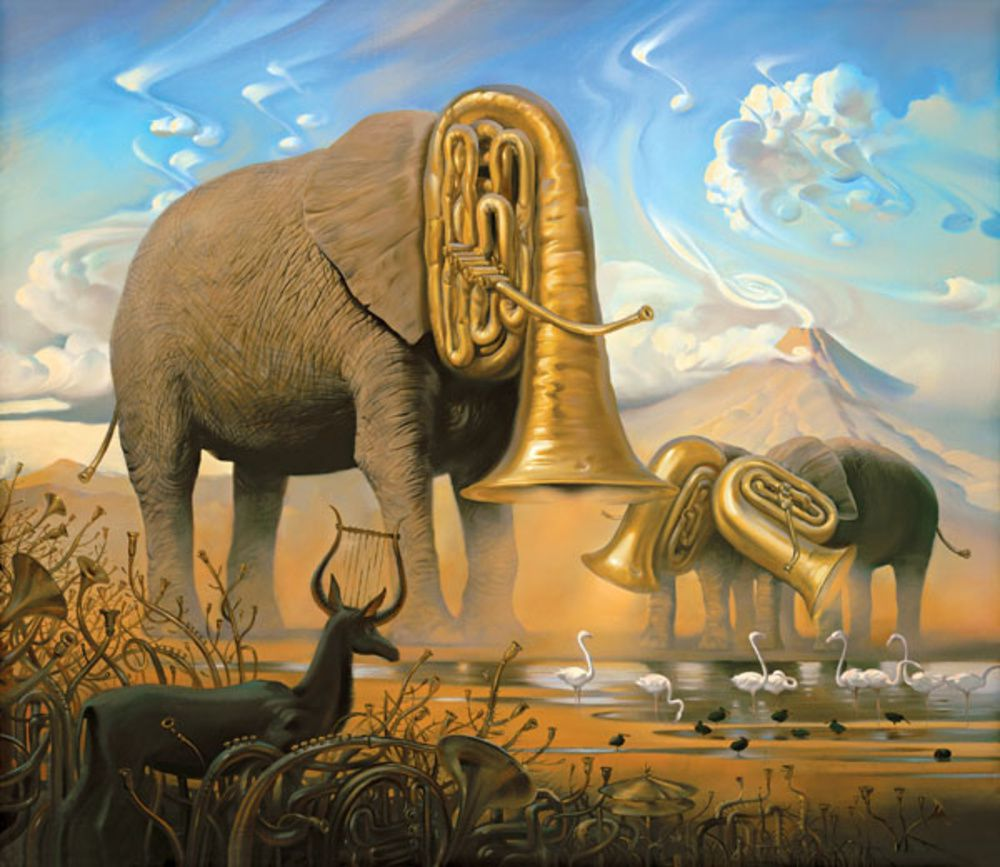 vladimir kush paintings 2-1