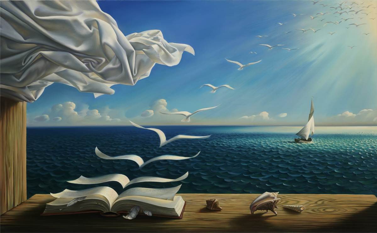 vladimir kush paintings 5