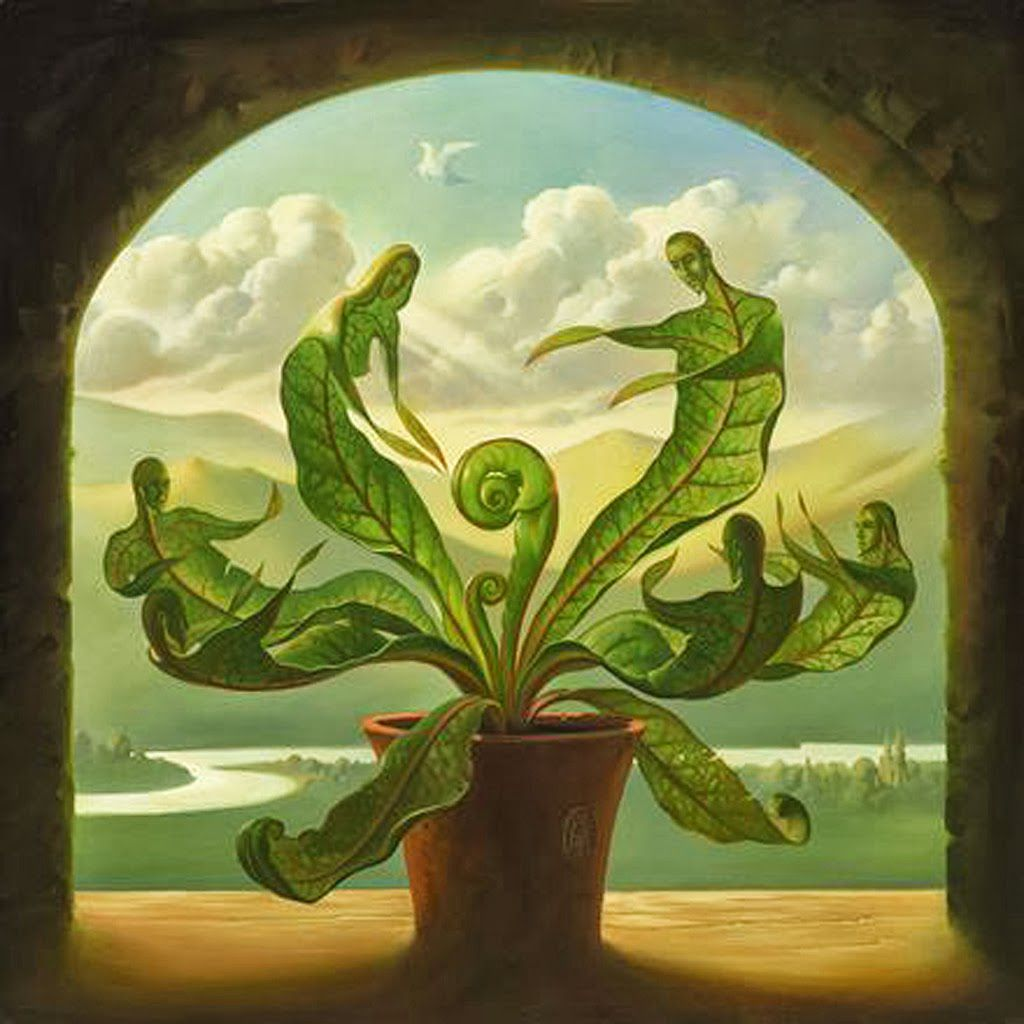 vladimir kush paintings 6
