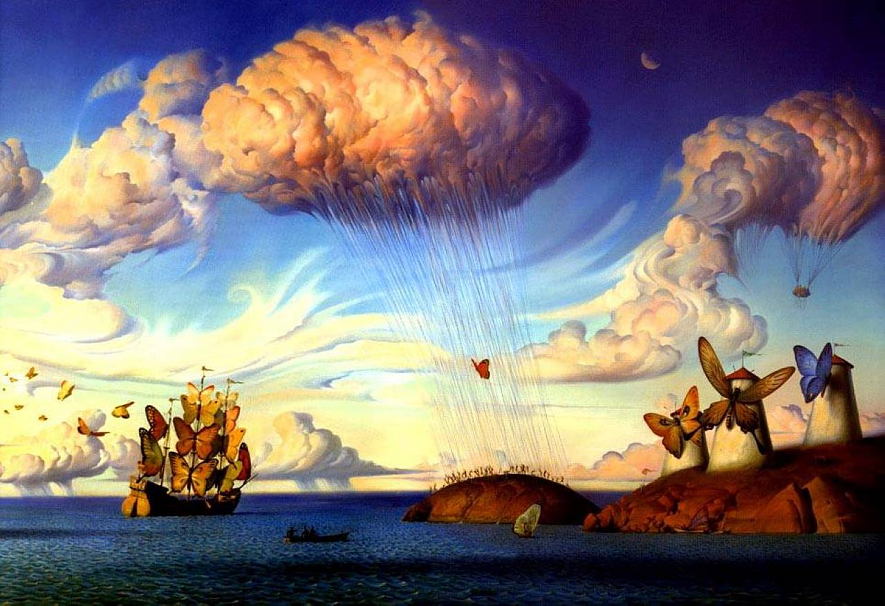 vladimir kush paintings 8