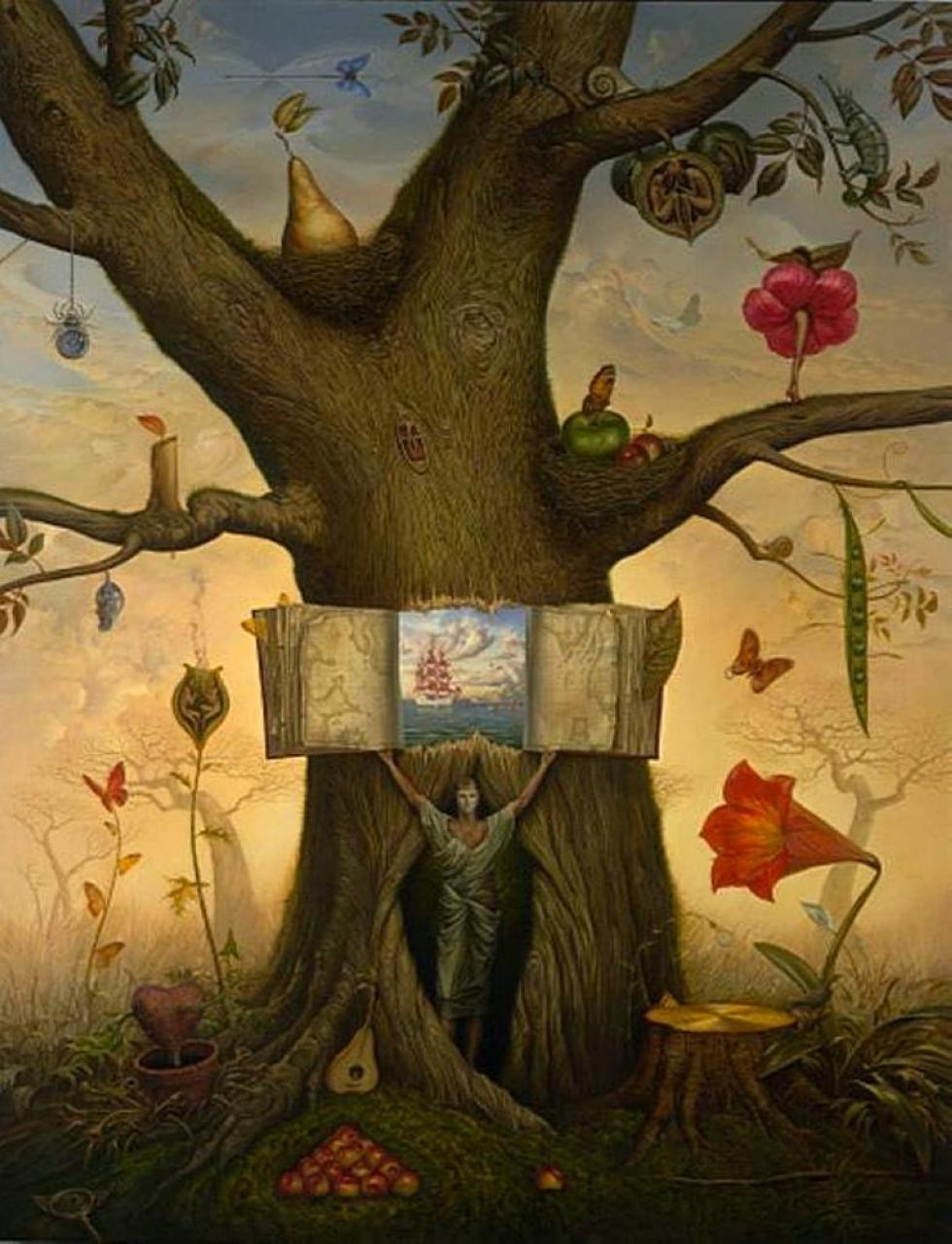 vladimir kush paintings 9