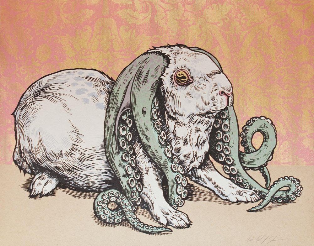 Octophat illustrations 1