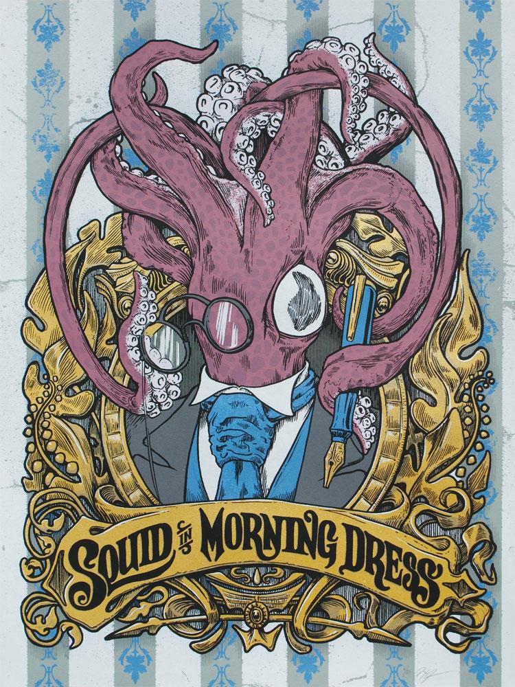 Octophat illustrations 3