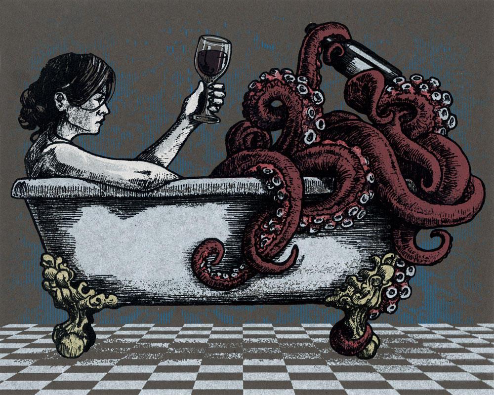 Octophat illustrations 6