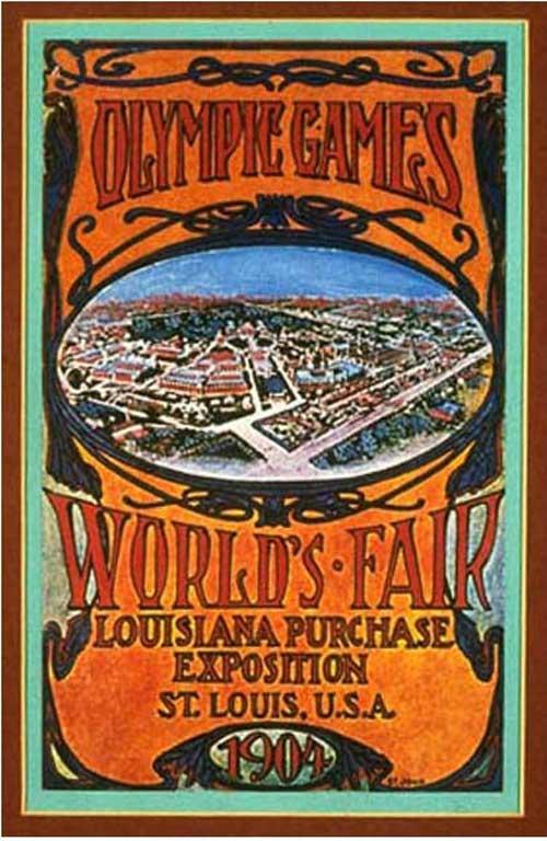 Olimpic games Saint Luis 1904