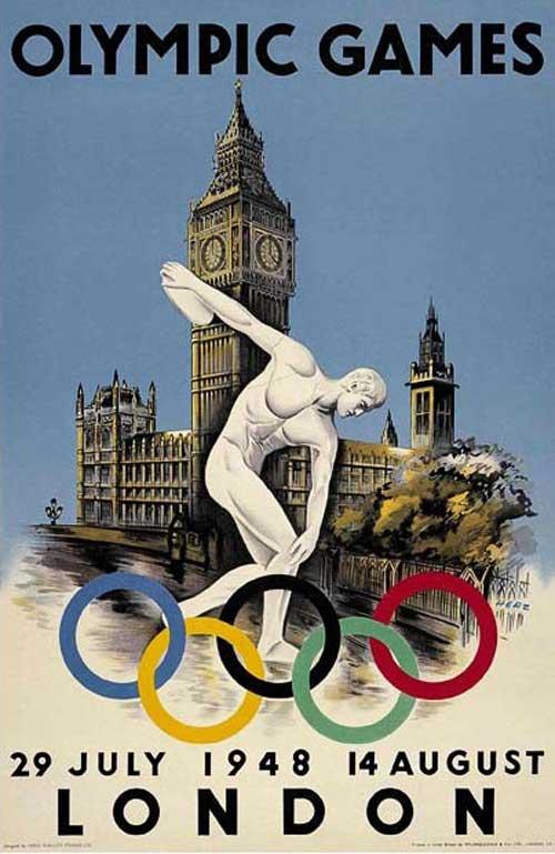 Olimpic games london 1948