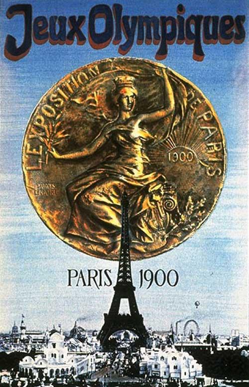 Olimpic games paris 1900