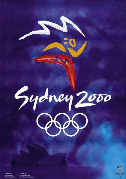 Olimpic games sydney 2000