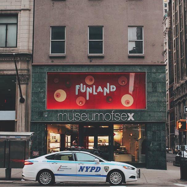 fotografía de calle de nueva york