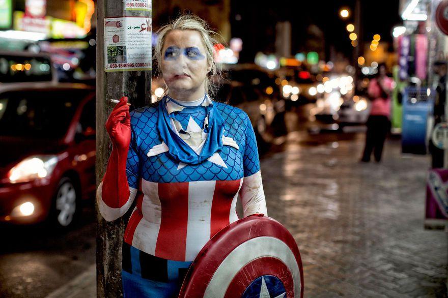 super heroes photography 0