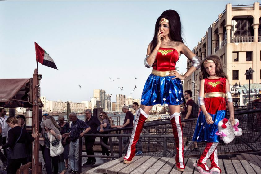 super heroes photography 8