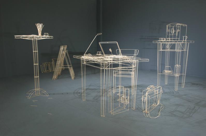 wireframe objects 2-2