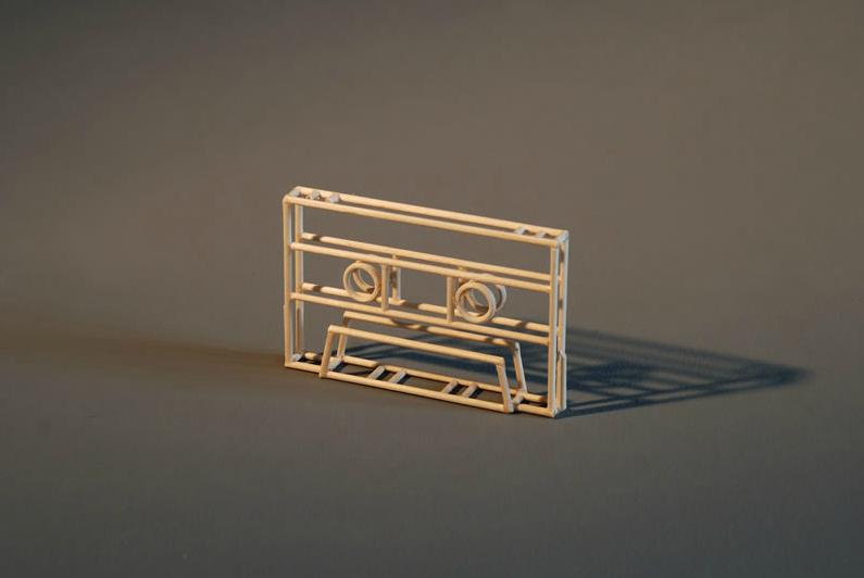wireframe objects 6