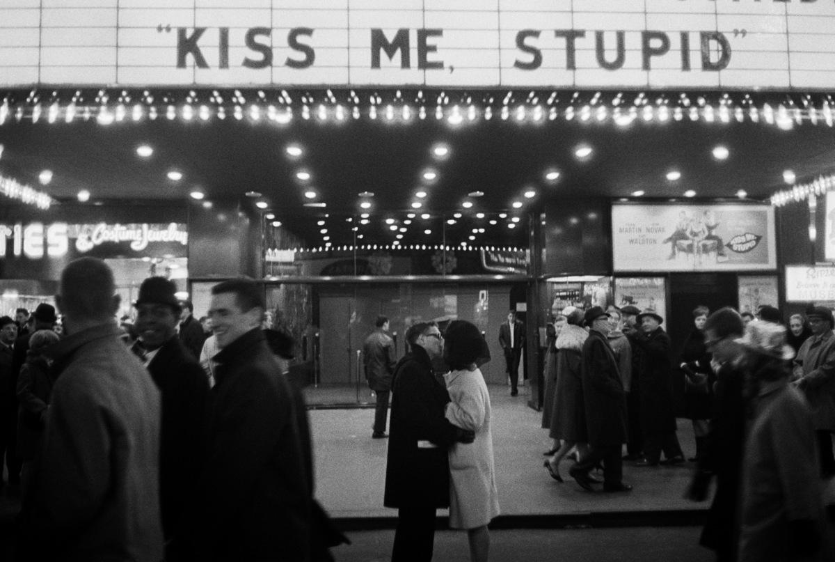 Joel Meyerowitz fotografia Kiss me stupid
