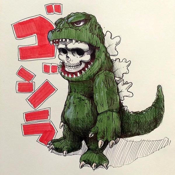 Norio Fujikawa illustration 1