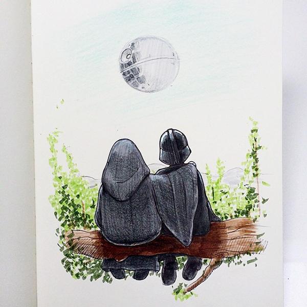 Norio Fujikawa illustration 2