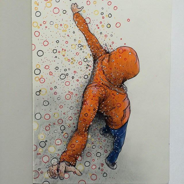 Norio Fujikawa illustration 6