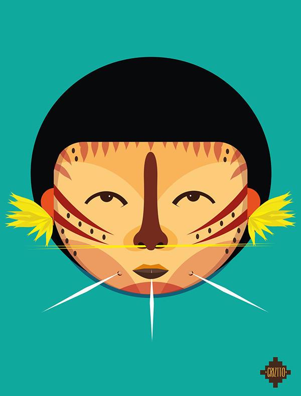 ancestros latinoamericanos ilustracion 1