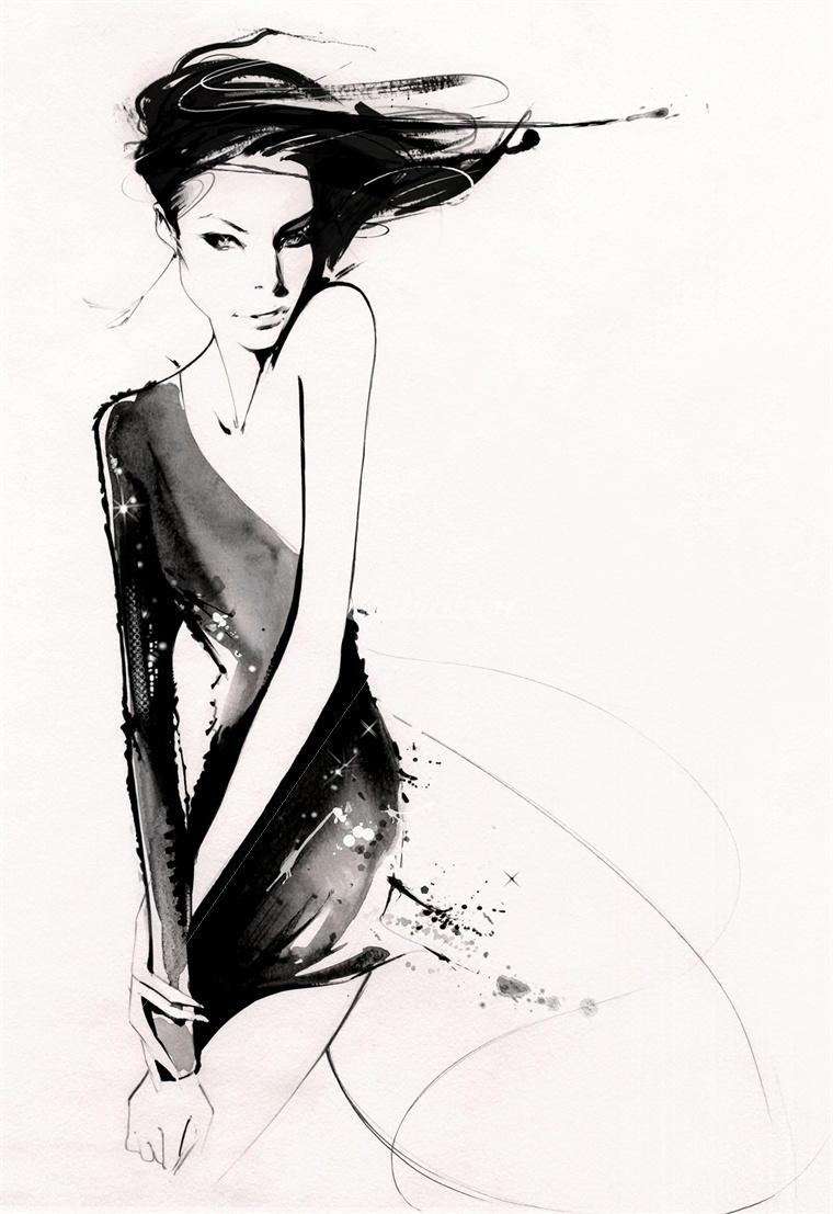 nuno da costa fashion illustration 8