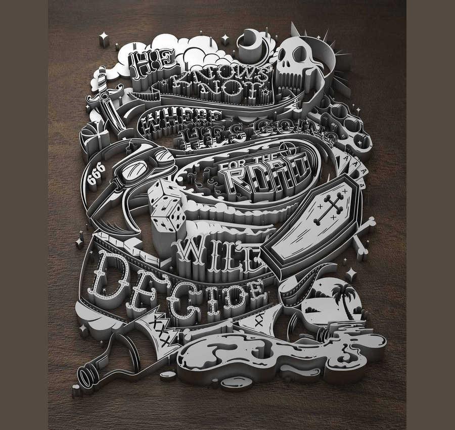 shotopop paper art and graphic design 1