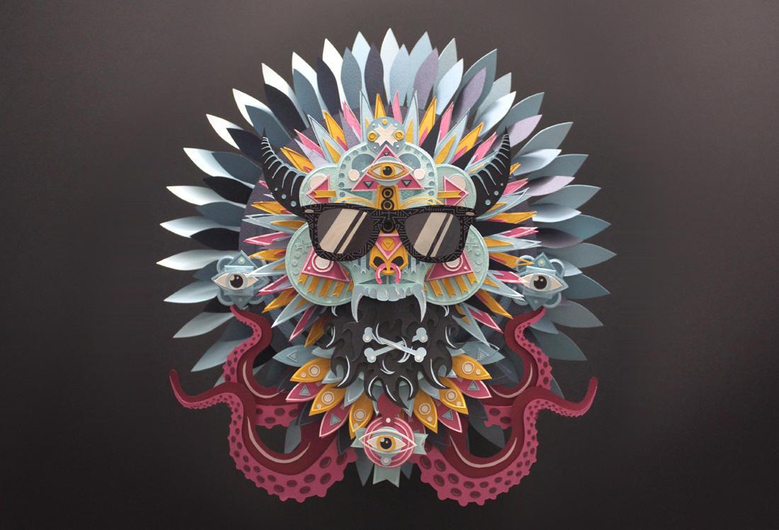 shotopop paper art and graphic design 6