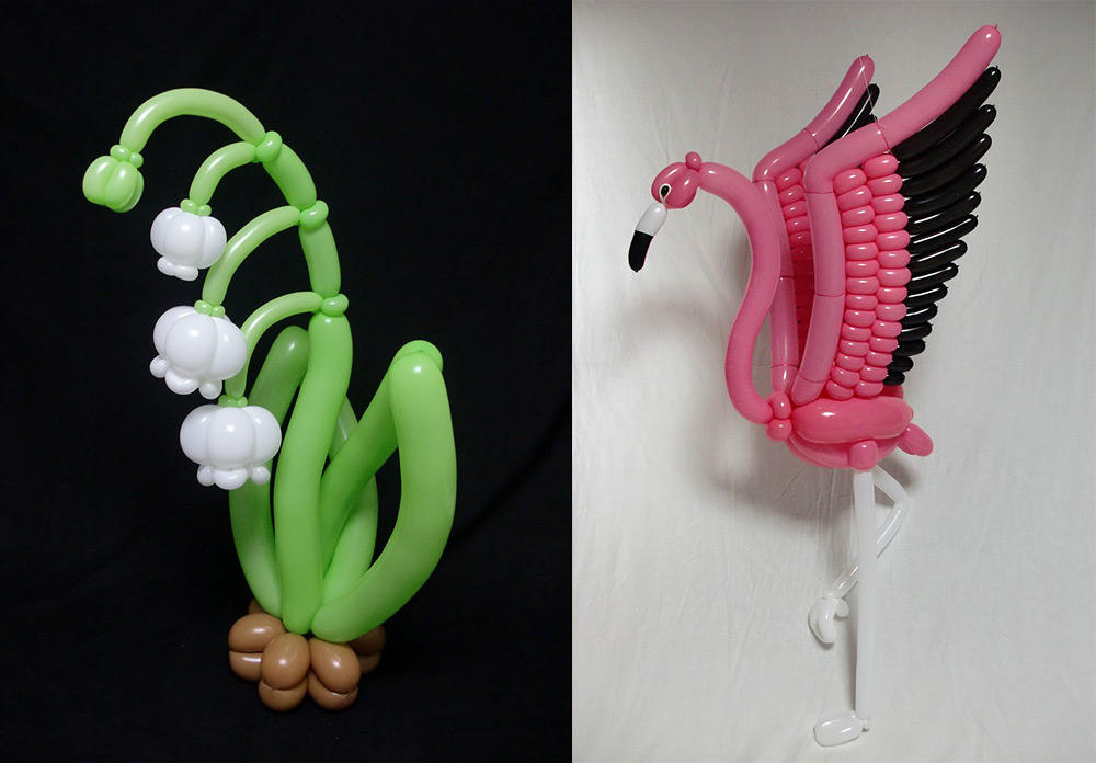 ballon sculptures 4