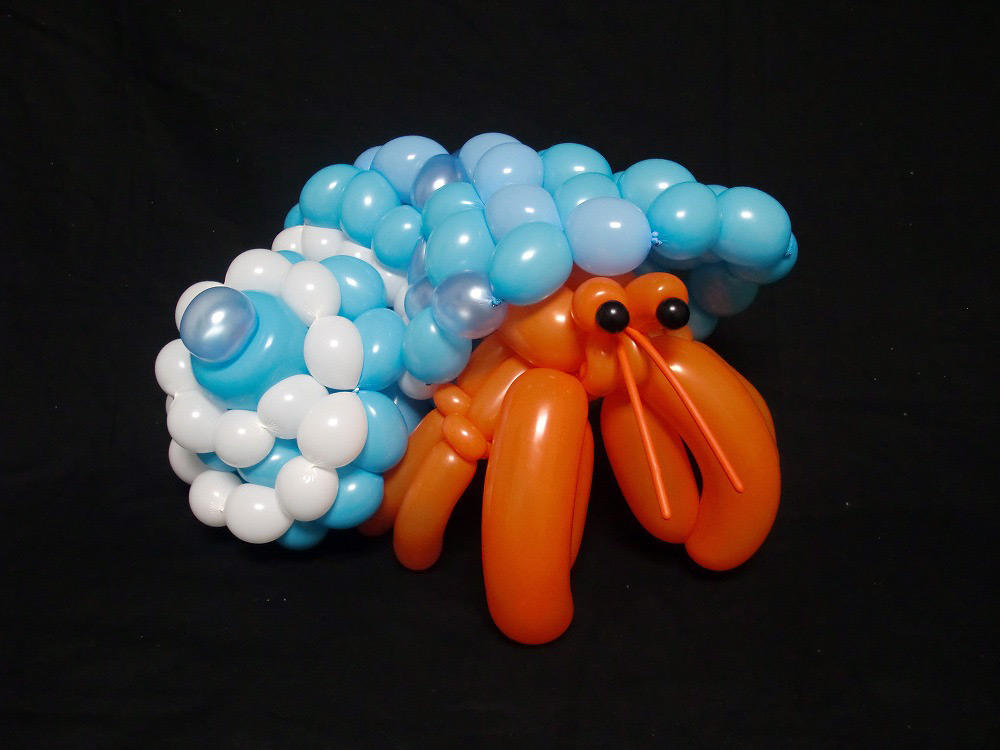 ballon sculptures 5