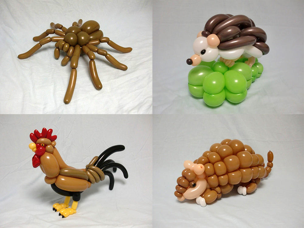 ballon sculptures 8