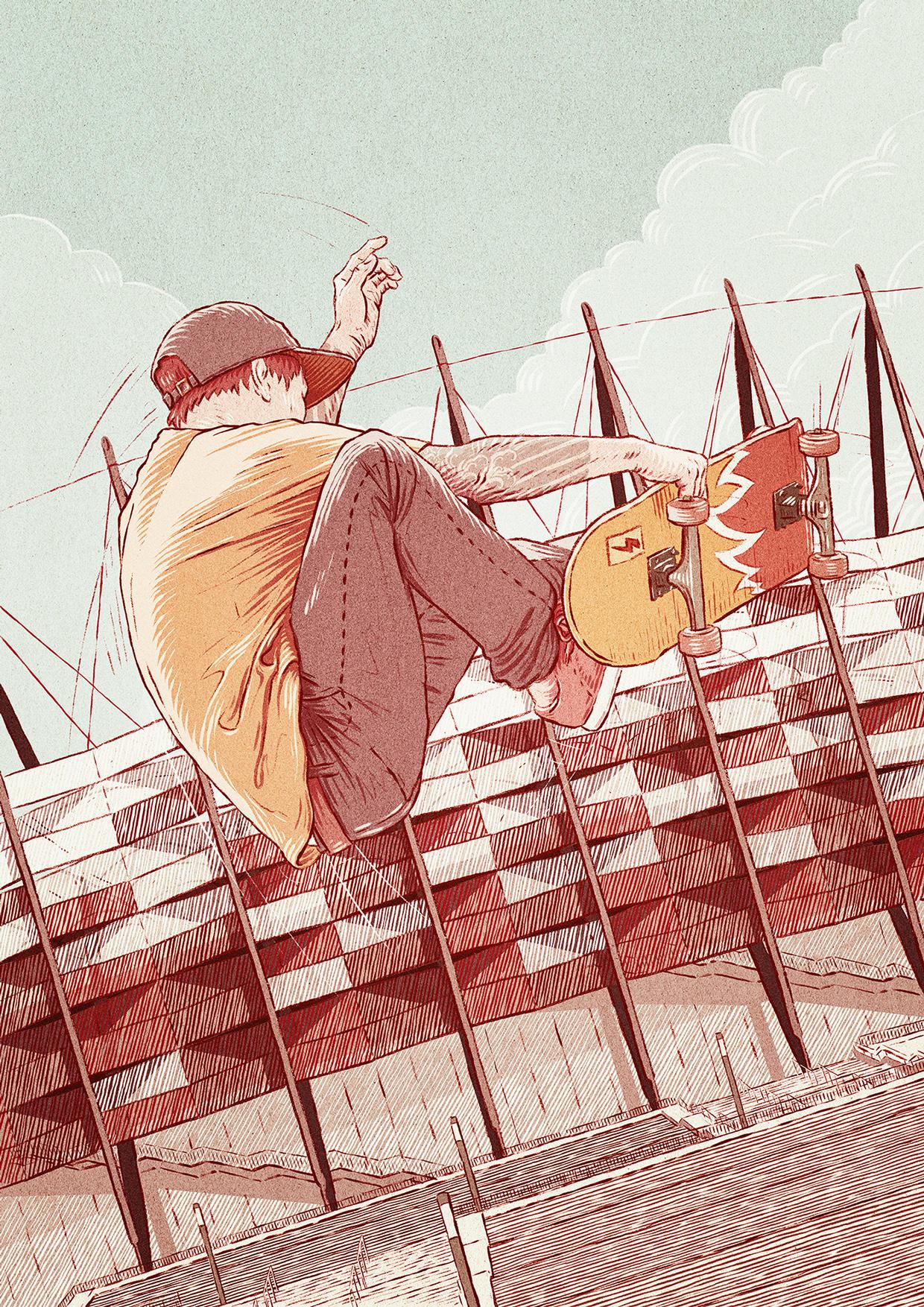 Bartosz Kosowski illustration 2