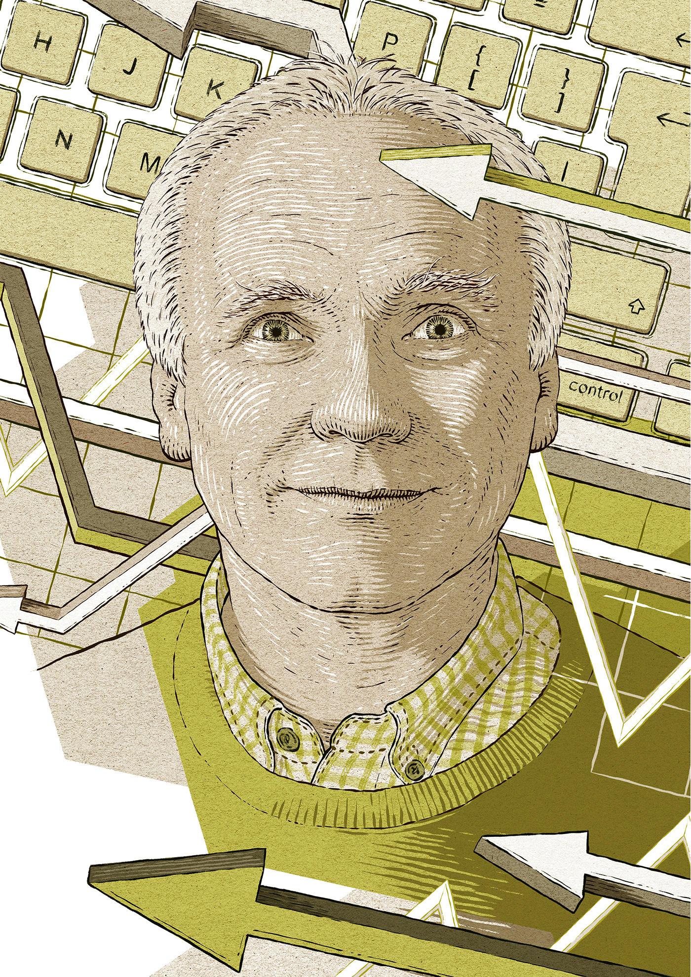 Bartosz Kosowski illustration 5
