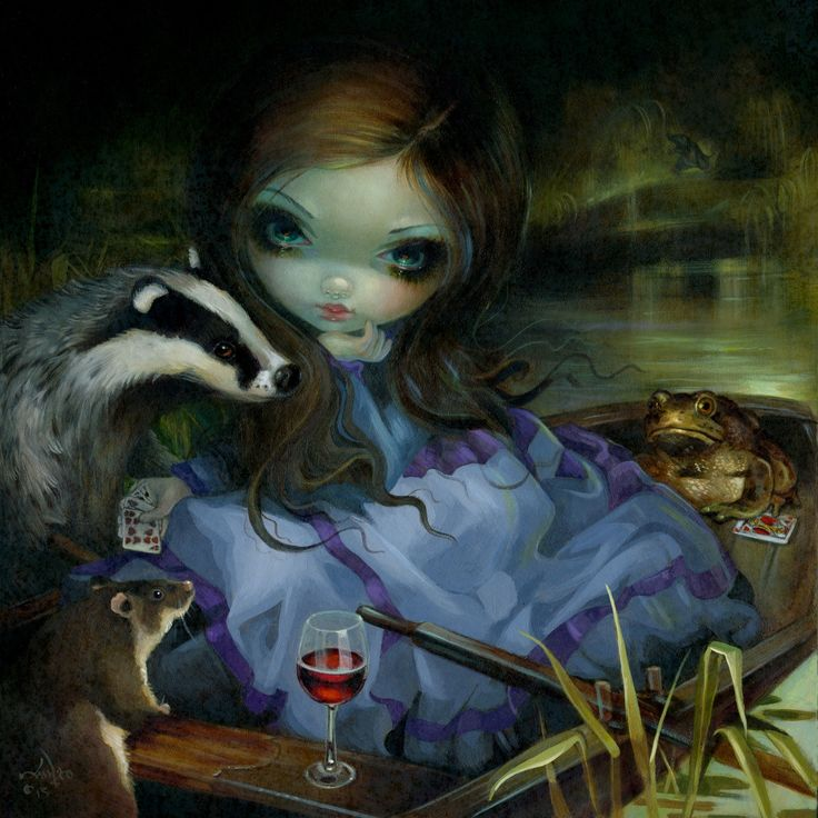 Jasmine_Becket-Griffith_illustration 9