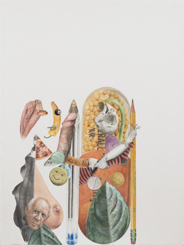 alfred steiner collage art 11