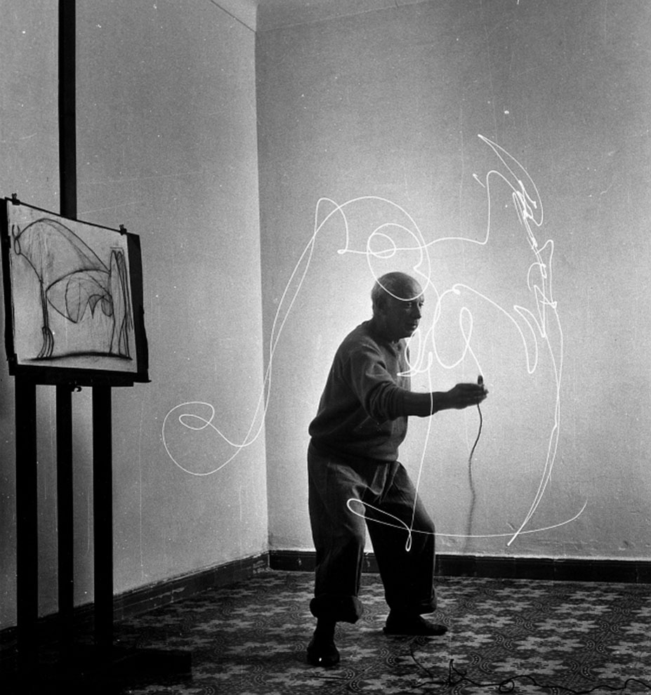 painting light pablo picasso 8