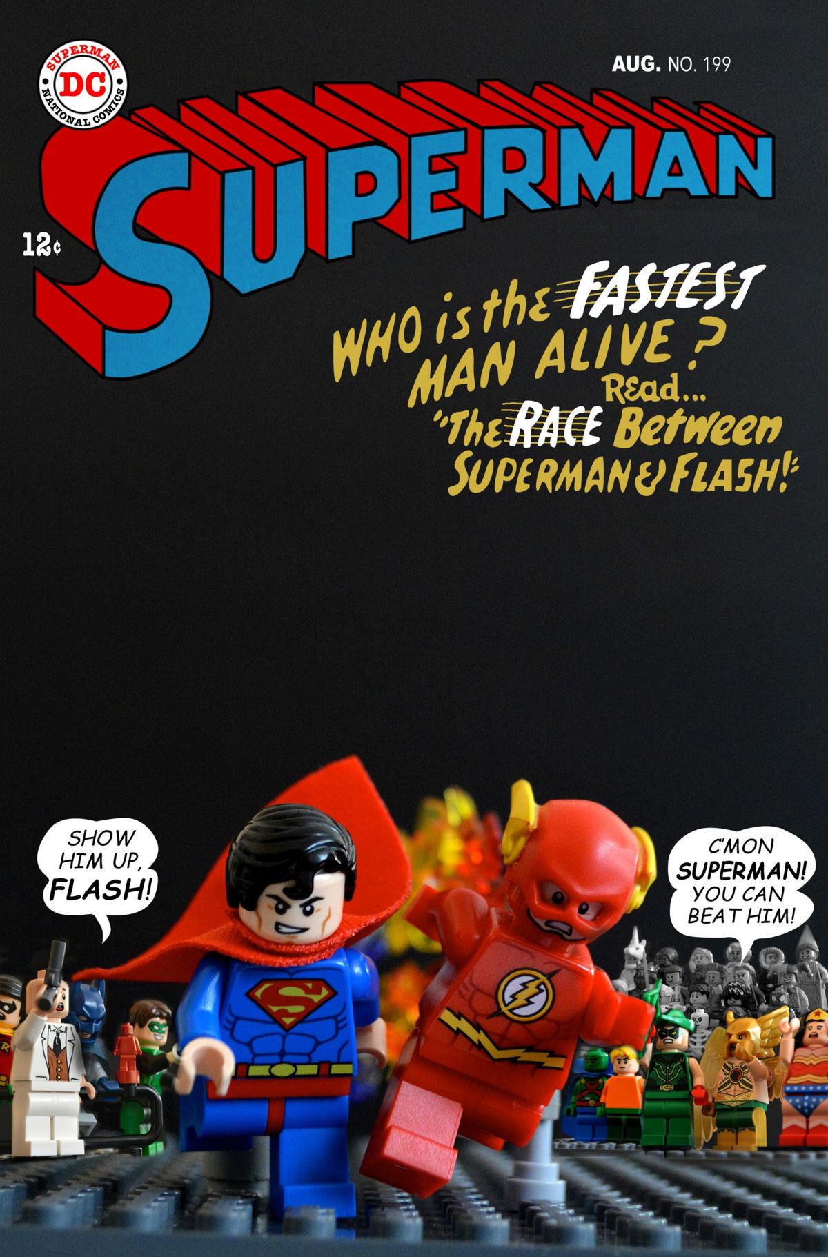 superman 199 lego