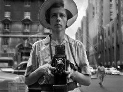 Auto retrato de Vivian Maier