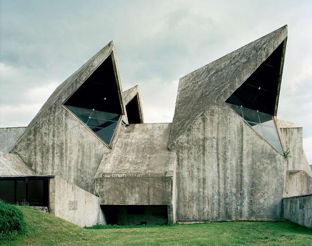 avant garde yogoslavia architecture 12