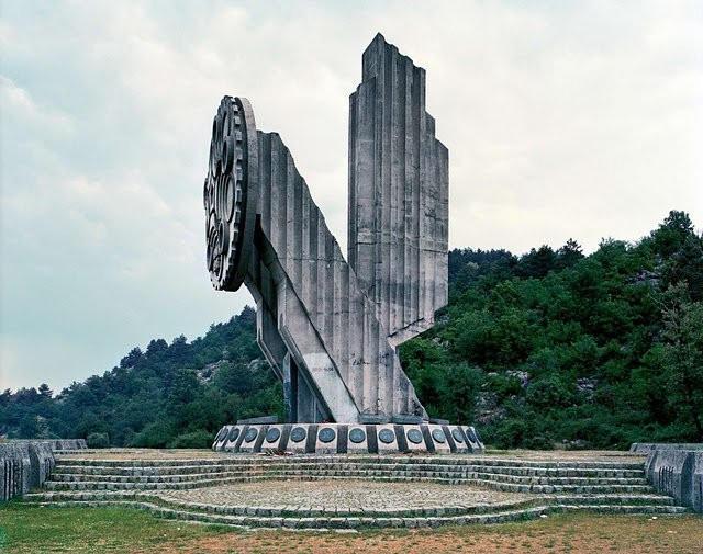 avant garde yogoslavia architecture 2